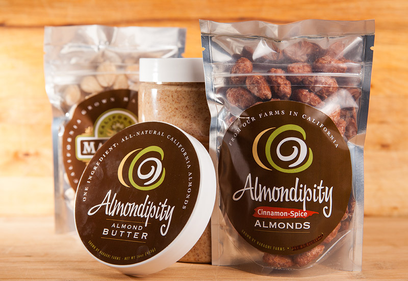 Almondipity products