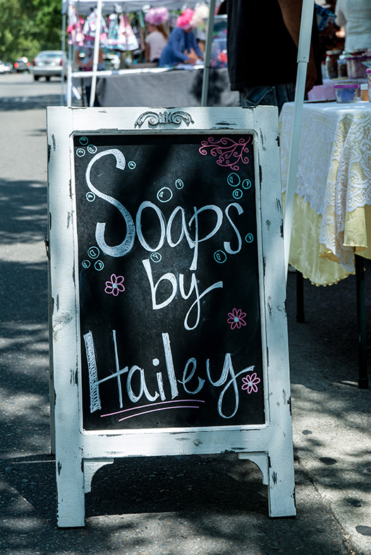 Soaps By Hailey July 2015