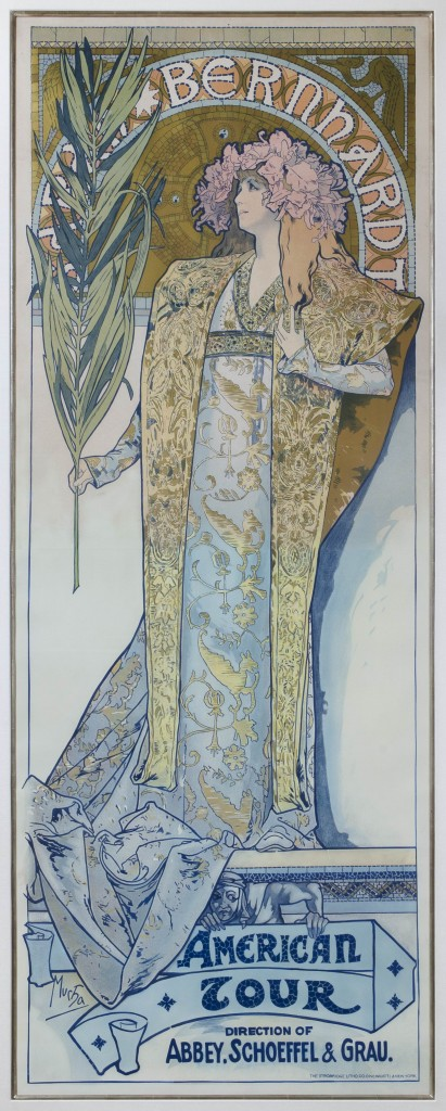 Mucha, art issue 18