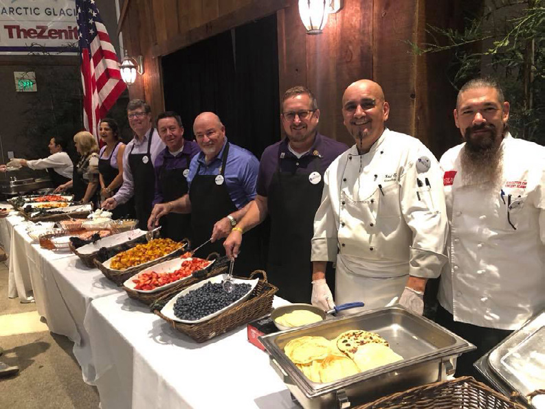 Chefs AT The Community Brunch