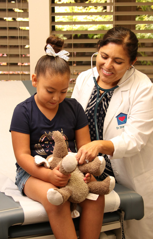 Dr. Silvia Diego At Family First Medical Care